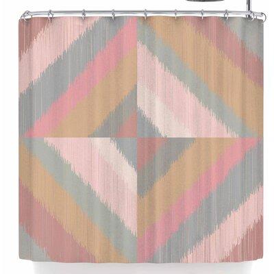 Amanda Lane Kaleiope Shower Curtain