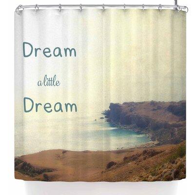 Sylvia Coomes Dream A Little Dream Shower Curtain