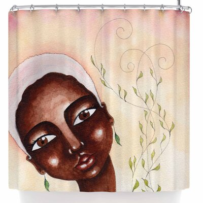 Stacey-Ann Cole Natures Beauty Shower Curtain