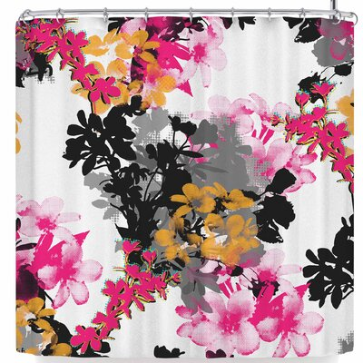 Victoria Krupp Deeply In Love Shower Curtain