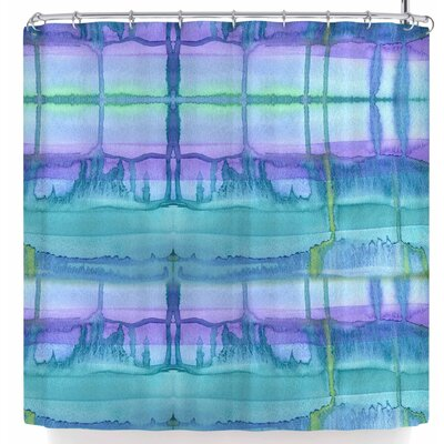 Catherine Holcombe Ocean Zone Shower Curtain