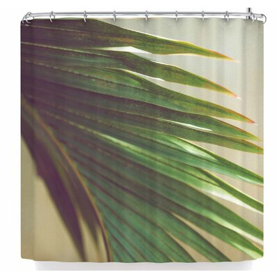 Ann Barnes Evening In The Tropics Shower Curtain