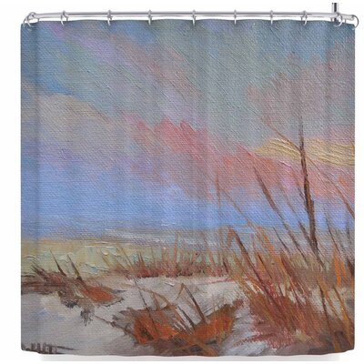 Carol Schiff Beach Days Shower Curtain