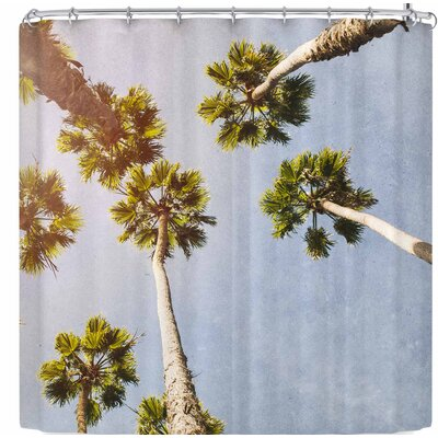 Ann Barnes Cali Life Shower Curtain