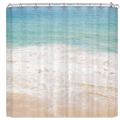 Ann Barnes Malibu Shower Curtain