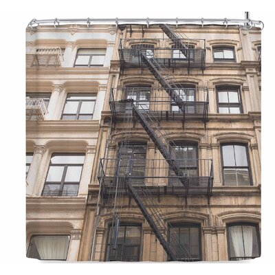 Ann Barnes Soho Shower Curtain