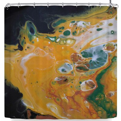 Carol Schiff Flow Shower Curtain