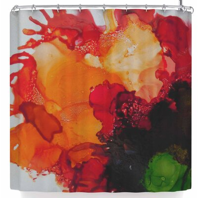 Carol Schiff Crush Shower Curtain