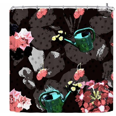 Elena Ivan - Papadopoulou Mum�s Sweet Heart 2 Shower Curtain
