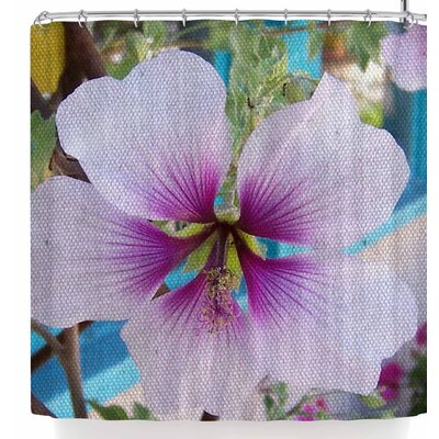 Cyndi Steen A Climber Shower Curtain