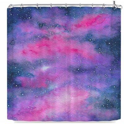 Viviana Gonzalez Beautiful Galaxy Ii Shower Curtain