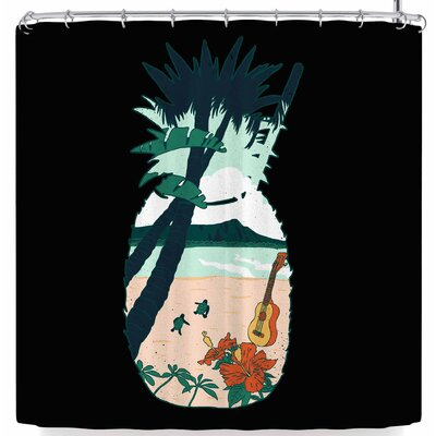Eikwox Aloha Shower Curtain