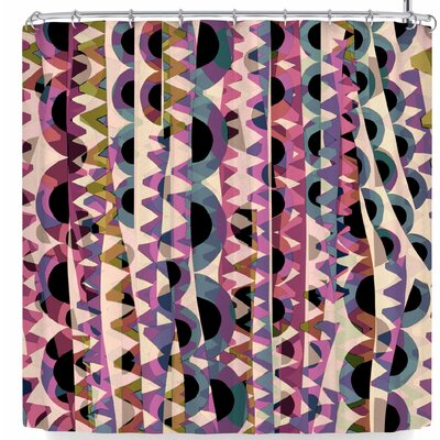 Victoria Krupp Abstract Shower Curtain