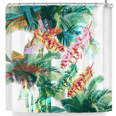 Victoria Krupp Return To Bali Shower Curtain