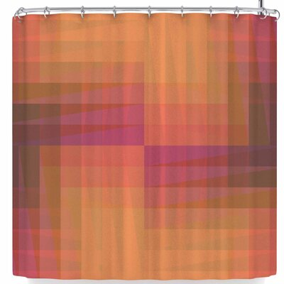 Fimbis Boxc Shower Curtain