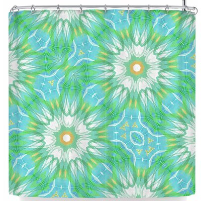 Alison Coxon Fresh Daisy Shower Curtain