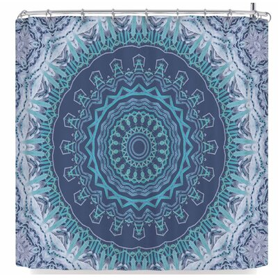 Alison Coxon Gypsy Vibe Shower Curtain