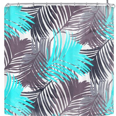 Cafelab Jungle Shower Curtain