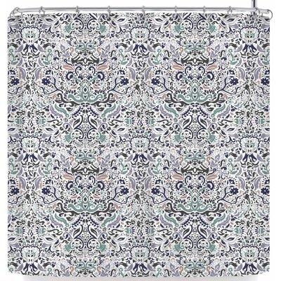 Pom Graphic Design Persian Dreams Shower Curtain