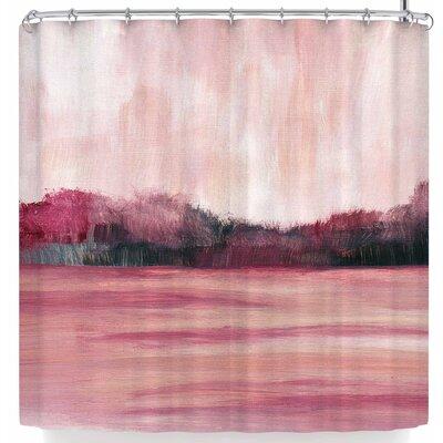 Viviana Gonzalez Improvisation 44 Shower Curtain