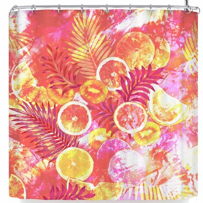 Victoria Krupp Fruit Punch Shower Curtain