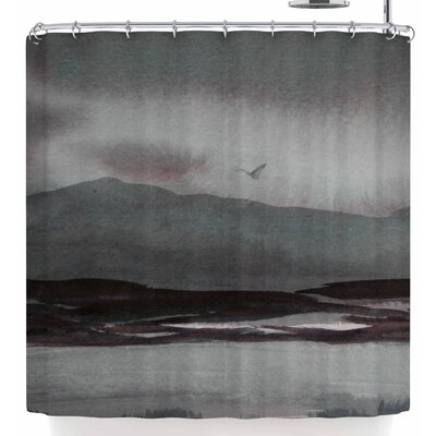 Cyndi Steen Landscape Shower Curtain