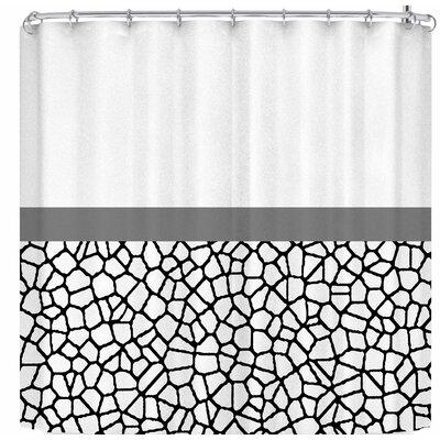 Trebam Staklo Shower Curtain