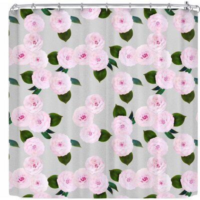 Cafelab Camellia Shower Curtain