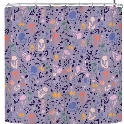 Akwaflorell Pretty Little Flowers4 Shower Curtain