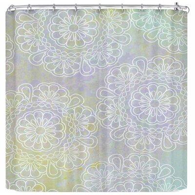 Li Zamperini Feel Shower Curtain