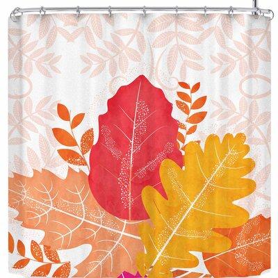 Famenxt Autumn Vibes Shower Curtain