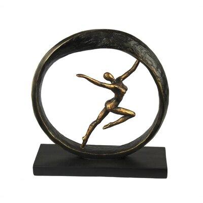 Hernadez Glorious Resin Dancer Figurine FA32EF67EEA244BE8A5B27EA1AB44982