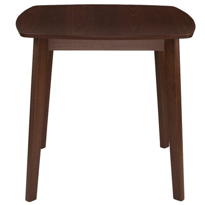 Mccane End Table Color: Walnut