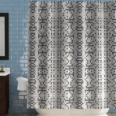 Boysen Tiles Shower Curtain