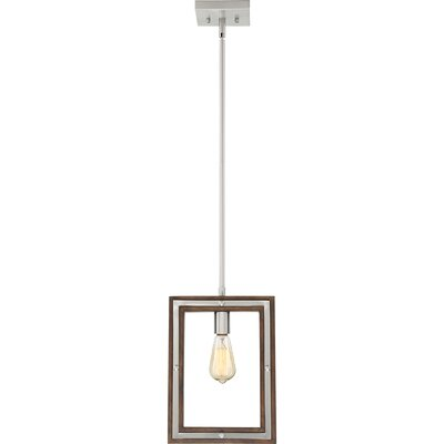 Graver 1-Light Mini Pendant