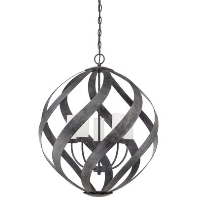Victorino 5-Light Globe Pendant