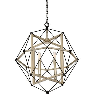 Dovercourt 4-Light Foyer Pendant