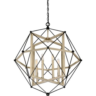 Dovercourt 8-Light Foyer Pendant