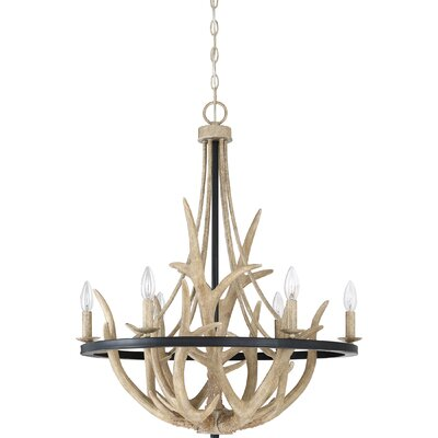 Lopiccolo 6-Light Candle-Style Chandelier