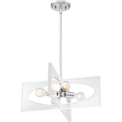 Reichert 4-Light Foyer Pendant