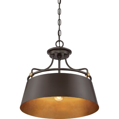 Natoli 3-Light Drum Pendant
