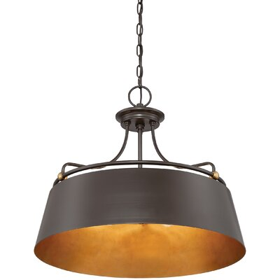 Natoli 4-Light Drum Pendant