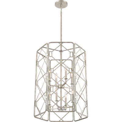 Roshan 8-Light Foyer Pendant