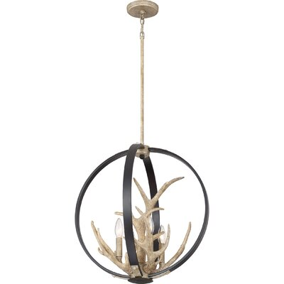 Lopiccolo 4-Light Globe Pendant