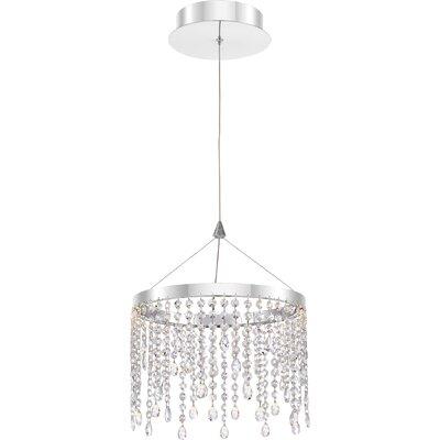 Tilda 1-Light LED Crystal Pendant