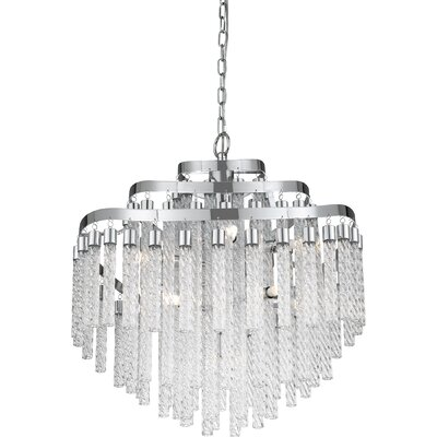 Timothy 11-Light Crystal Pendant