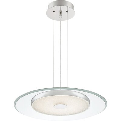 Reith LED Geometric Pendant