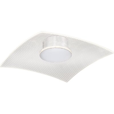 Coletta Bravo 1-Light LED Flush Mount