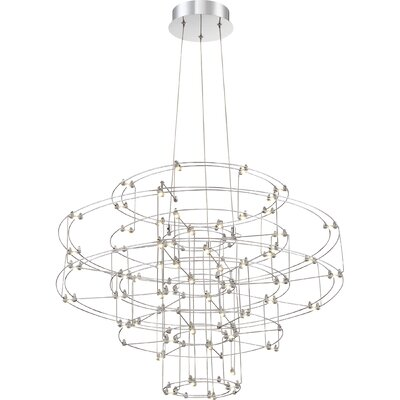 Relyea LED Foyer Pendant