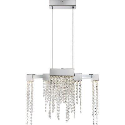 Reinhold LED Crystal Pendant